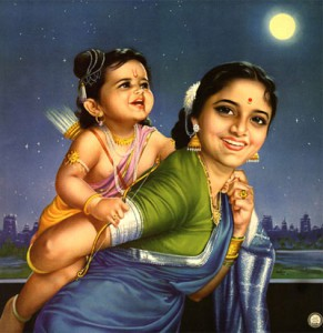 Yashoda_Krishna mother