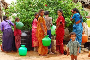 Women and Water in India