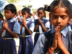 Indian-Childrens-in-School